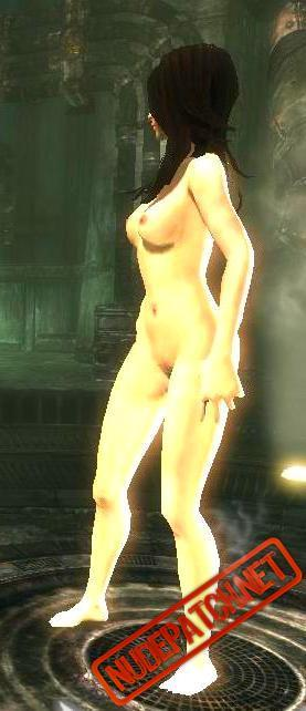 Unreal Tournament 3 Nude Skins